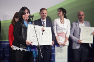"""Zdjęcie numer 1 - galeria: Przyznano certyfikaty """"Dobry produkt - wybór ekspertów 2015"""" (galeria zdjęć)"""