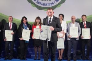 """Zdjęcie numer 6 - galeria: Przyznano certyfikaty """"Dobry produkt - wybór ekspertów 2015"""" (galeria zdjęć)"""