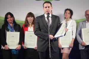 """Zdjęcie numer 15 - galeria: Przyznano certyfikaty """"Dobry produkt - wybór ekspertów 2015"""" (galeria zdjęć)"""