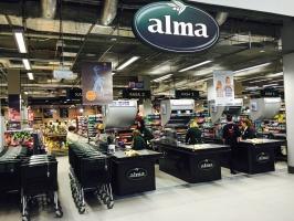 Alma ma już 48 sklepów delikatesowych Polsce