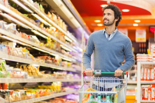Mężczyźni na zakupach wiedzą czego chcą