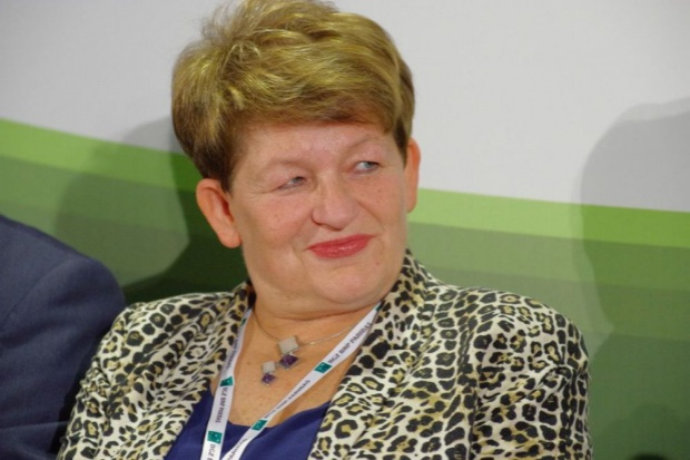 Dr Nosecka na VIII FRSiH: Błędem było uzależnienie się od Rosji