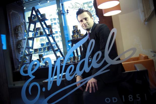 Maciej Herman, dyrektor sprzedaży i marketingu Lotte Wedel - obszerny wywiad o strategii i planach firmy