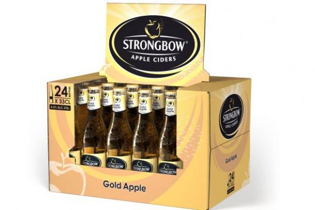 Grupa Żywiec będzie rozwijać markę Strongbow w Polsce