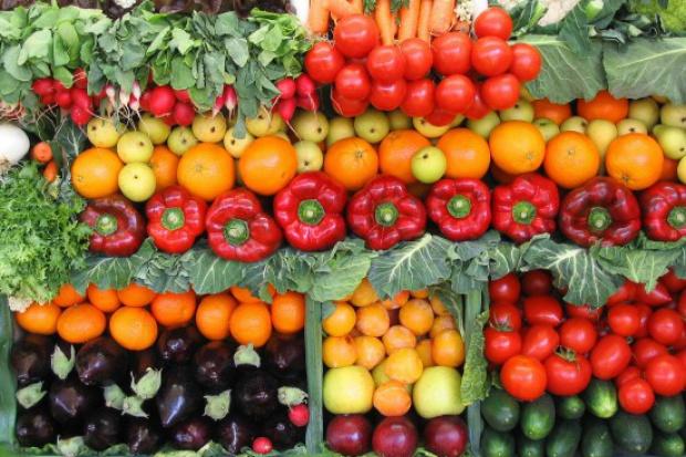 Ceny owoców i warzyw są wyższe niż w 2014 r.