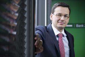 Wicepremier Morawiecki: Podatek od hipermarketów możliwy od początku 2016 r.