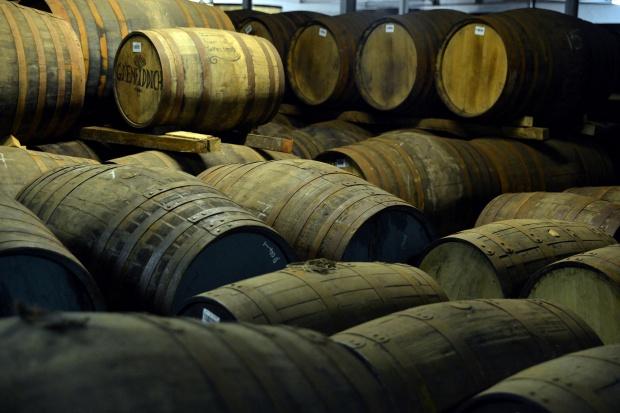 Szkocka whisky na topie