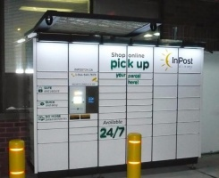 InPost Canada rozpoczął współpracę z amerykańskim liderem e-commerce