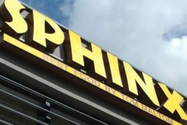 Sfinks chce mieć blisko 200 restauracji do 2020 roku