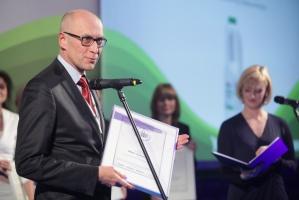 Dyrektor OSM Piątnica o produkcji ekologicznego mleka