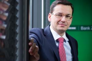 Minister Morawiecki chce zbudować silną polską markę i promować eksport