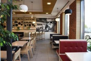 Zdjęcie numer 1 - galeria: Sieć KFC inwestuje w nowy wystrój restauracji (zdjęcia)