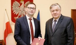 Daniel Obajtek będzie pełnił obowiązki prezesa ARiMR