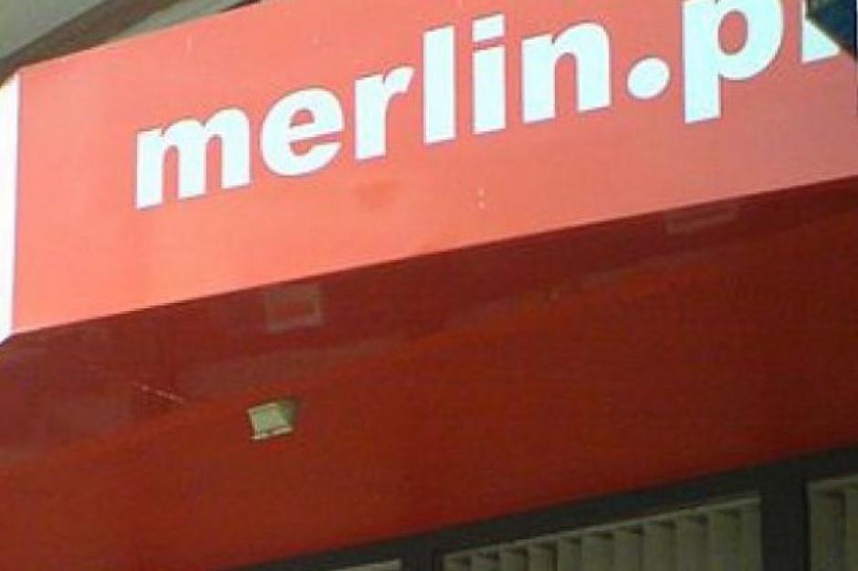 Topmall uratuje Merlin.pl