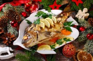 Wigilijną rybą w Polsce przestaje być karp?