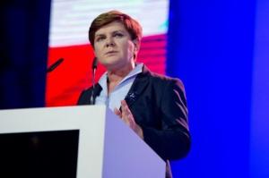 Premier Szydło w Paryżu: Interesy polskiej gospodarki muszą być chronione