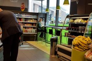 Carrefour coraz mocniej łączy koncept handlowy z gastronomią
