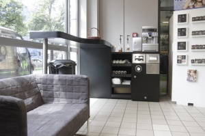 Zdjęcie numer 1 - galeria: Carrefour coraz mocniej łączy koncept handlowy z gastronomią