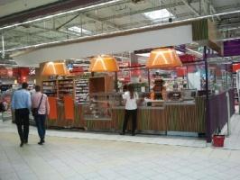 Zdjęcie numer 6 - galeria: Carrefour coraz mocniej łączy koncept handlowy z gastronomią