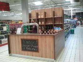 Zdjęcie numer 7 - galeria: Carrefour coraz mocniej łączy koncept handlowy z gastronomią