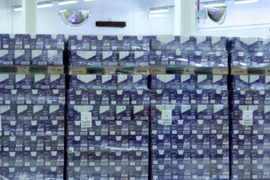Mondelez rozważa sprzedaż niektórych czekoladowych marek