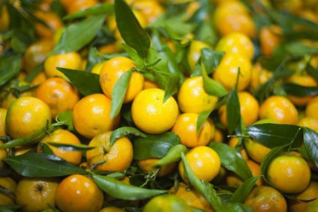 Mandarynki znacznie droższe niż w ubiegłym roku