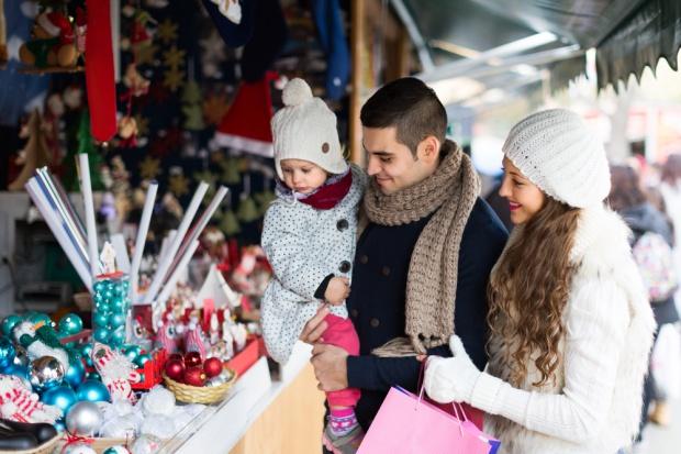 Sprzedaż detaliczna przed świętami rośnie o 20 proc. względem listopada