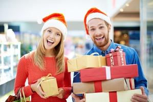 Przed świętami sprzedaż w dużych sieciach wzrośnie o 40-50 proc.