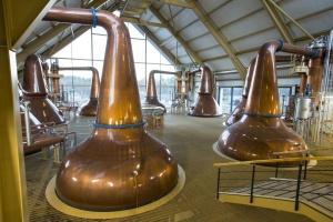 Szkocka whisky miała bardzo udany rok