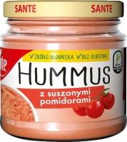 Sante rozszerza ofertę o hummus w słoikach 180g