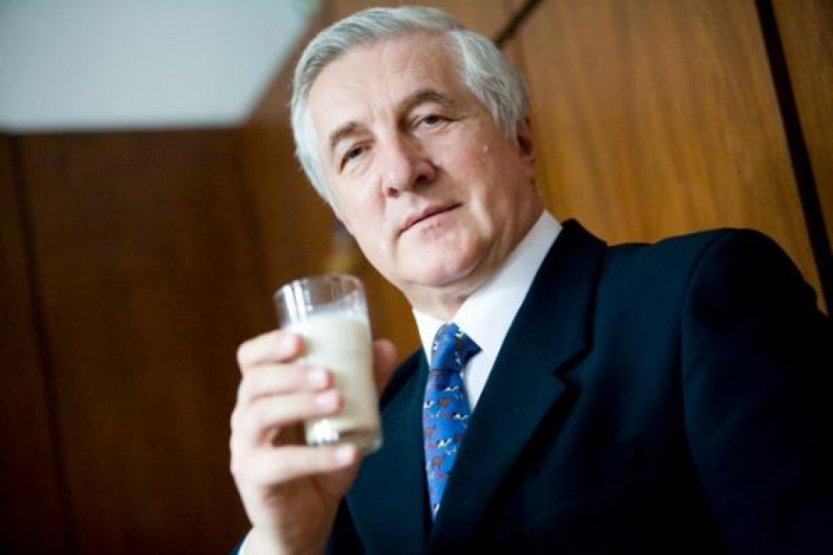 Prezes KZSM: Krytycy mleka nie mają pojęcia o czym mówią
