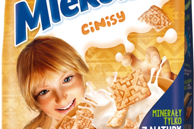 Nowe płatki śniadaniowe od Lubelli - Mlekołaki Cinisy