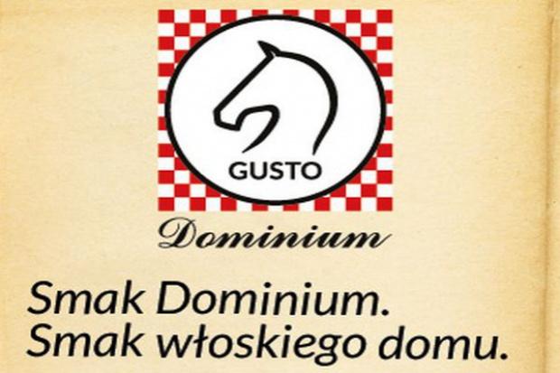 Sieć Pizza Dominium zmienia nazwę na Gusto Dominium