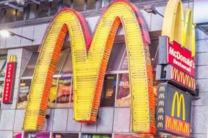 McDonald's w Atrium Copernicus