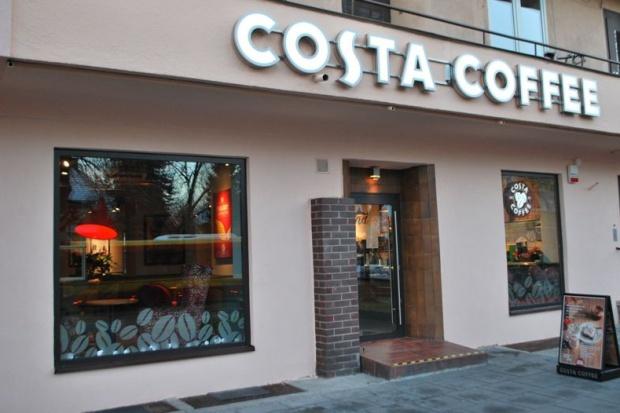 Costa Coffee z 113 kawiarniami w Polsce