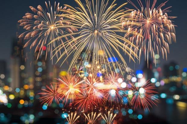 MSWiA radzi zachować ostrożność przy odpalaniu fajerwerków