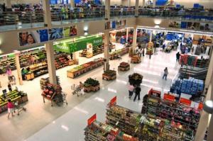 Podatek od hipermarketów nie od powierzchni