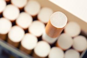 Podlascy celnicy zatrzymali o połowę więcej papierosów niż przed rokiem