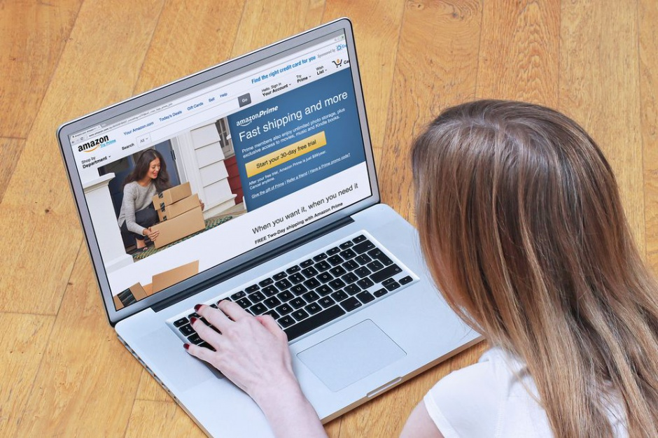 Amazon wprowadza nowość - zakupy na raty