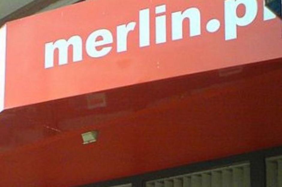 Nie kończą się wnioski o upadłość Merlin.pl