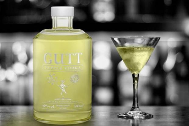 Gutt Vodka chce utrzymać jakość poprzez produkcję rzemieślniczą