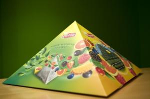 Lipton zaprezentował kapsułki do ekspresów herbacianych T.O.