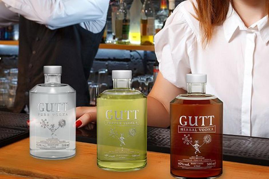 Gutt Vodka pojawi się w nowych smakach