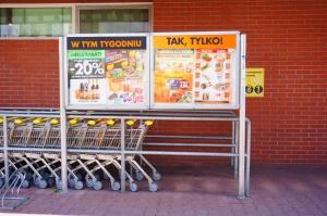 Biedronka zamknęła 2015 r. sprzedażą w wysokości 9,2 mld euro