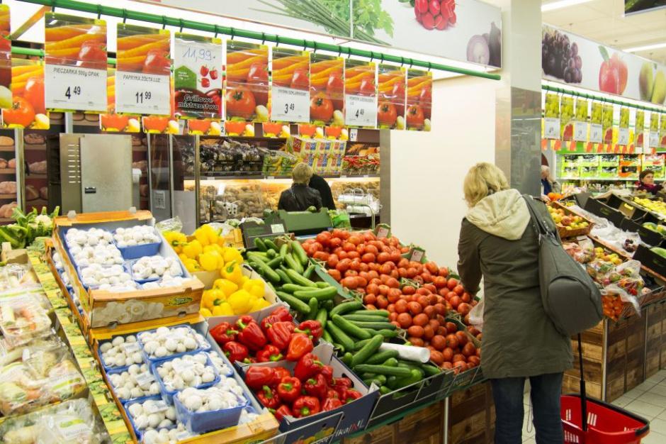 Sprzedaż Biedronki wzrosła do 3,8 proc. mimo deflacji