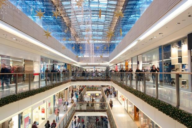 Rośnie liczba klientów centrów handlowych