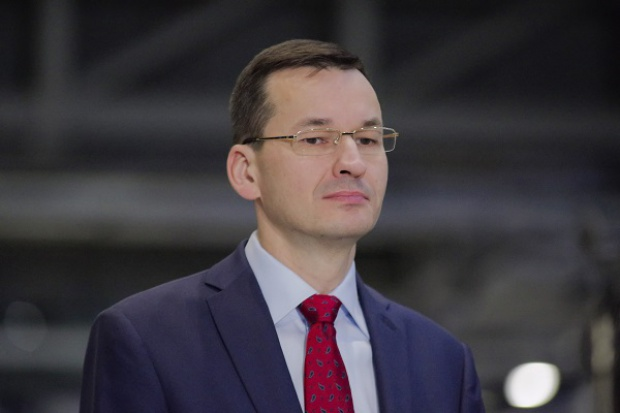 Wicepremier Morawiecki: innowacyjność kluczem do wyjścia z pułapki średniego wzrostu