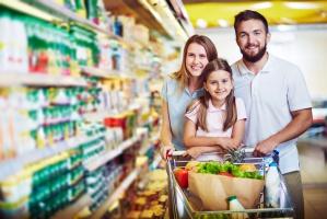 Koszyk cen: Supermarkety utrzymują poziom cenowy z listopada 2015 r.