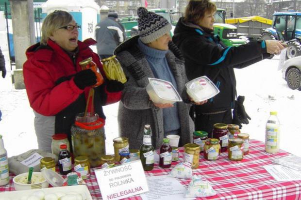 Ruch Kukiz '15 chce zalegalizować sprzedaż bezpośrednią produktów wytwarzanych przez rolników