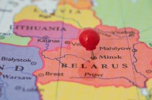 Na Białorusi spadła produkcja przemysłowa i rolna